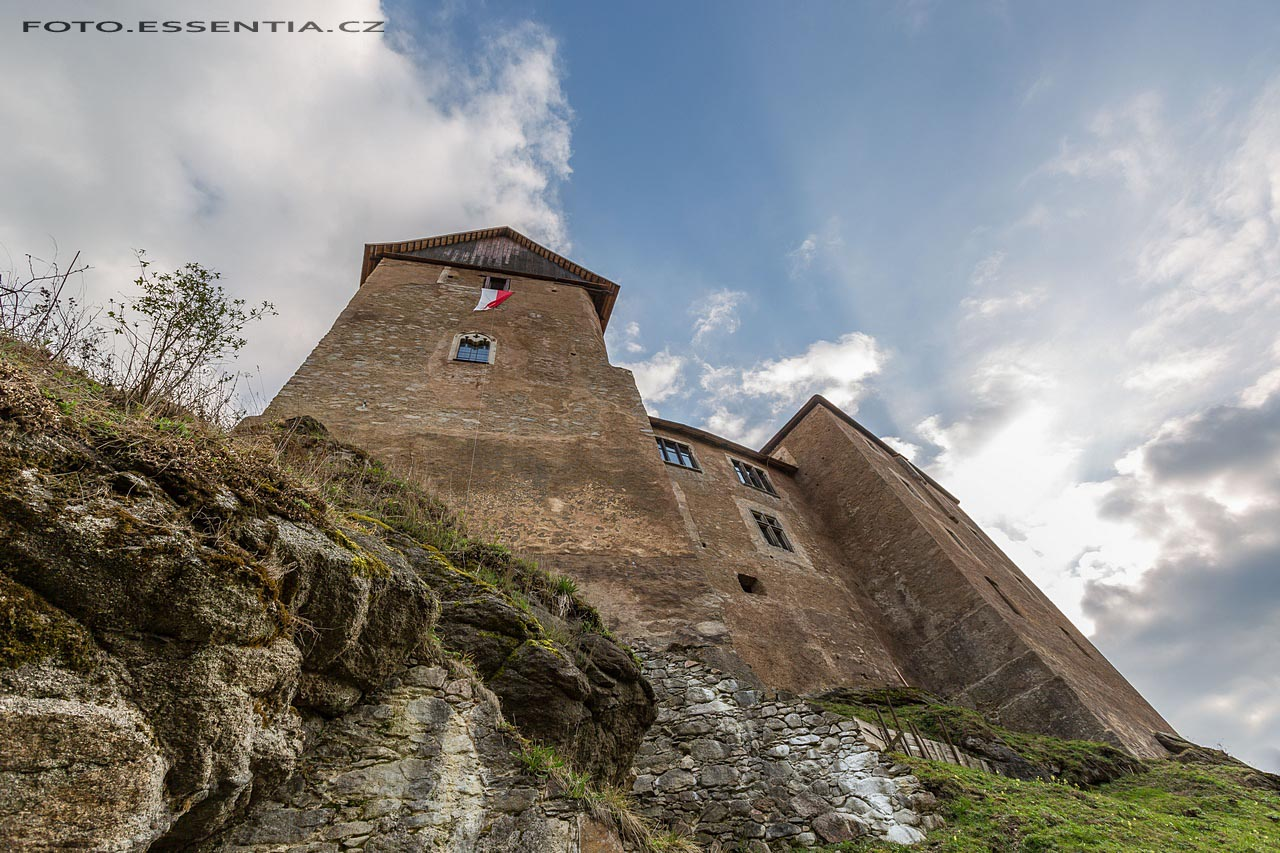 Hrad v Bečově nad Teplou
