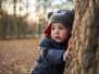 Děti v Borském parku