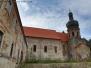Tajmený klášter v Pivoni